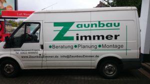 Entfernung von Beschriftung Koblenzer Aufbereitungsservice Vorher