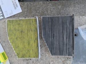 Problemfälle Innenraumfilter Koblenzer Aufbereitungsservice (Beni Asanov)
